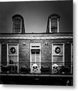 New Orleans- A Skull Paradise Metal Print