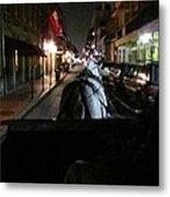 New Orleans - City At Night - 121210 Metal Print