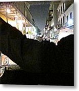 New Orleans - City At Night - 121211 Metal Print