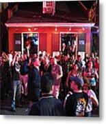 New Orleans - City At Night - 121223 Metal Print