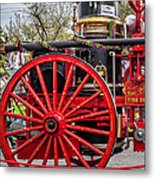 New Orleans Fire Department 1896 Metal Print