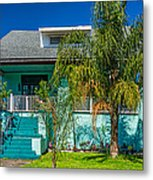 New Orleans Home 7 Metal Print
