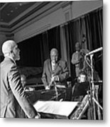 New Orleans Jazz Orchestra Metal Print
