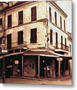 New Orleans - Old Absinthe Bar Metal Print