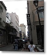 New Orleans - Seen On The Streets - 12121 Metal Print