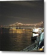 New Orleans - Seen On The Streets - 121227 Metal Print