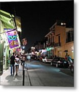 New Orleans - Seen On The Streets - 121230 Metal Print