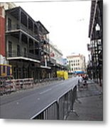 New Orleans - Seen On The Streets - 121237 Metal Print