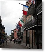 New Orleans - Seen On The Streets - 121250 Metal Print