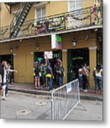 New Orleans - Seen On The Streets - 12126 Metal Print