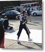 New Orleans - Street Performers - 121219 Metal Print