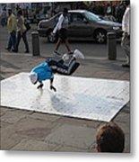 New Orleans - Street Performers - 121227 Metal Print