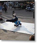New Orleans - Street Performers - 121230 Metal Print