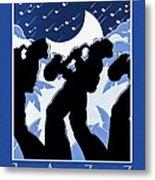 New Orleans Vintage Jazz And Heritage Festival 1980 Metal Print