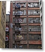 New Photographic Art Print For Sale Downtown Los Angeles 5 Metal Print
