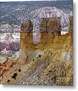 New Photographic Art Print For Sale Ghost Ranch New Mexico 9 Metal Print