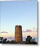 New Photographic Art Print For Sale Indian Watchtower At Grand Canyon Metal Print