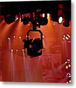New Photographic Art Print For Sale Lights Camera Action Backstage At The American Music Award Metal Print