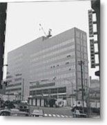 New U.s. Embassy In Tokyo To Open During Bicentennial Week Metal Print