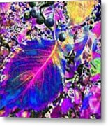 New Years Eve V8 Metal Print by Kenneth James