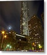 New York - Beekman Building Metal Print