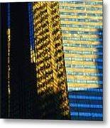 1984 New York Architecture No2 Metal Print