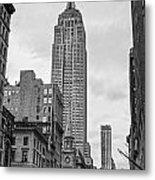 New York City - Usa Metal Print