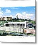 New York City New York - The Polo Grounds - 1900 Metal Print