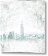 New York Fantasy IIi Metal Print