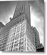 New York  New York Metal Print by Thomas Fouch