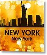 New York Ny 3 Metal Print