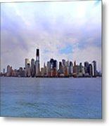 New York - Standing Tall Metal Print