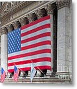 New York Stock Exchange IIi Metal Print