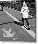 New York Street Photography 10 Metal Print