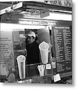 New York Street Photography 11 Metal Print