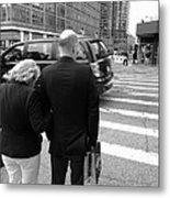 New York Street Photography 13 Metal Print