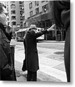 New York Street Photography 16 Metal Print