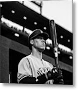 New York Yankees v Baltimore Orioles Metal Print