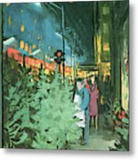New Yorker December 14th, 1963 Metal Print