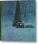 New Yorker December 27th, 1947 Metal Print