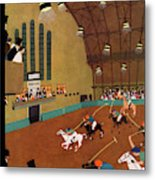 New Yorker January 20th, 1934 Metal Print