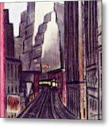 New Yorker June 15 1940 Metal Print