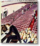 New Yorker March 21 1936 Metal Print
