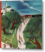 New Yorker May 28th, 1938 Metal Print