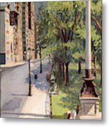 New Yorker May 31st, 1958 Metal Print