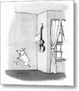 New Yorker May 8th, 1971 Metal Print