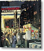 New Yorker November 22nd, 1958 Metal Print