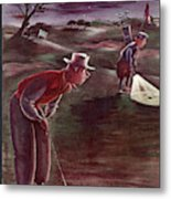 New Yorker October 1st, 1938 Metal Print