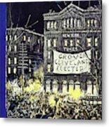 New Yorker October 31 1936 Metal Print