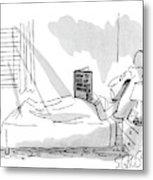 New Yorker September 1st, 1980 Metal Print